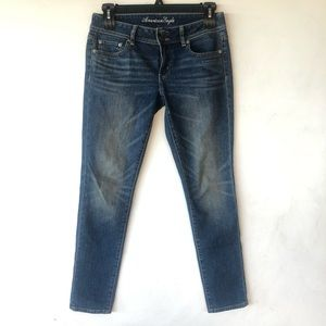 American Eagle Outfitters skinny jeans sz 6